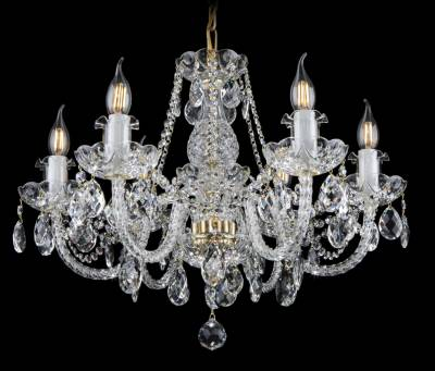 Crystal chandelier EL100602PB