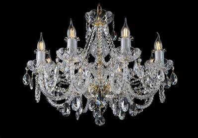 Crystal chandelier EL100802PB