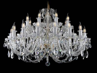 Chandelier crystal EL1022402PB