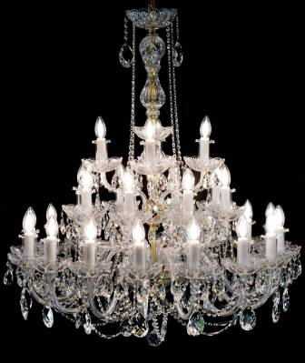 Chandelier crystal large EL1022802PB