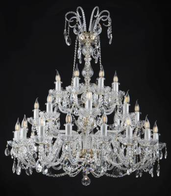 Luxury Crystal Chandelier EL1023201PB