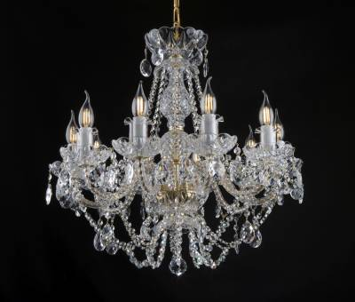 Crystal chandelier EL1101001PB