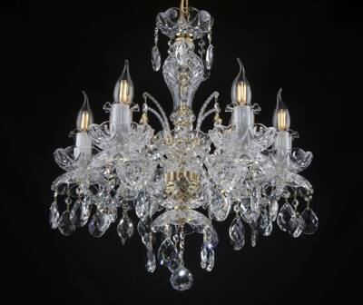 Crystal chandelier EL110640PB
