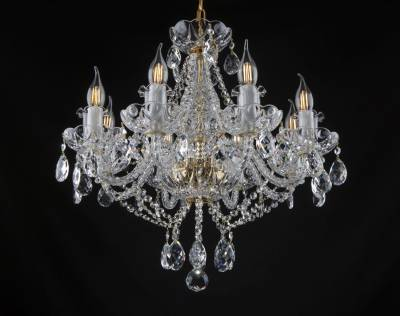 Crystal chandelier EL110801PB
