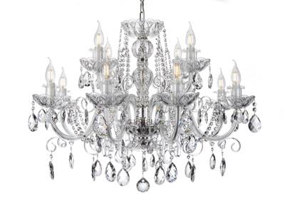 Crystal chandelier EL1411202PB