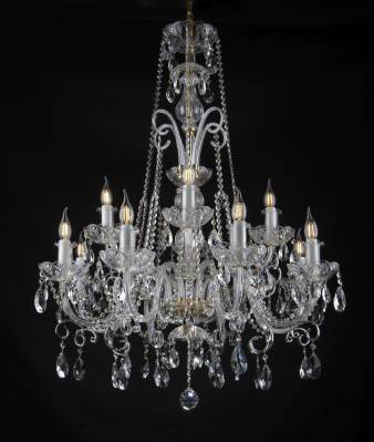 Chandelier crystal EL1421202PB