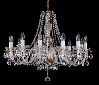 Crystal chandelier L16415CE