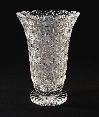 Vase cut crystal 8083820