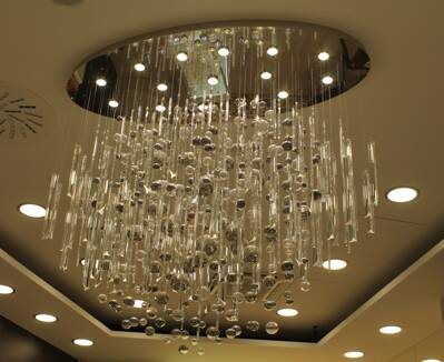 Ceiling light LWPJWZ630150100